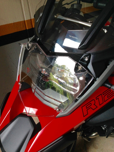 bmw r1200gs adv roja modelo 2016