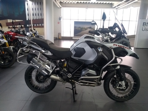 bmw r1200gs adventure blanca