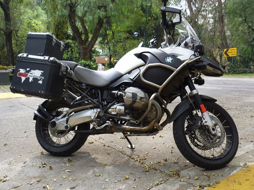 bmw r1200gs adventure  padrisima!!
