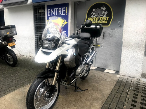 bmw r1200gs blanca modelo 2012 km46.511