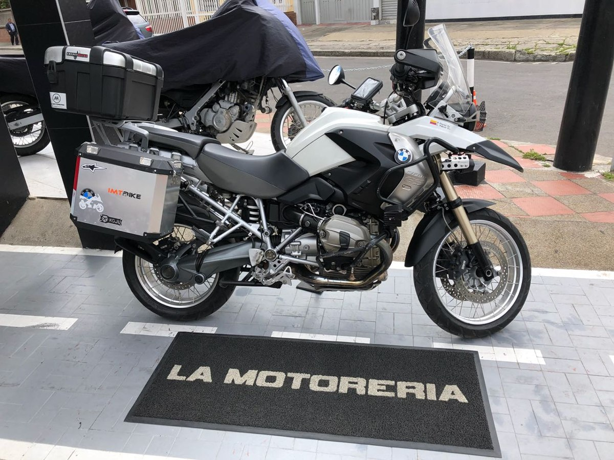 bmw r1200gs k25 modelo 2012 en tumoto. Black Bedroom Furniture Sets. Home Design Ideas
