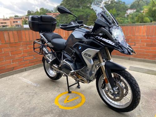bmw r1200gs k50 2018 tft keyless quickshifter