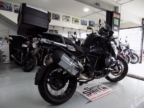 bmw r1200gs k50 negra 2016