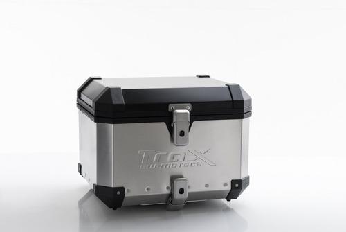 bmw r1200gs kit top case moto con top rack