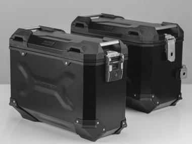 bmw r1200gs lc adv maletas laterales swmotech trax adventure