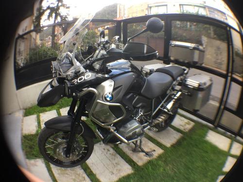bmw r1200gs-triple black-2013-25000km, buenísima! negociable