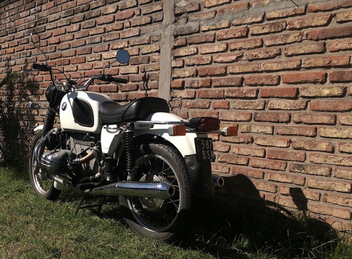 bmw r60/5 impecable estado - charlable!