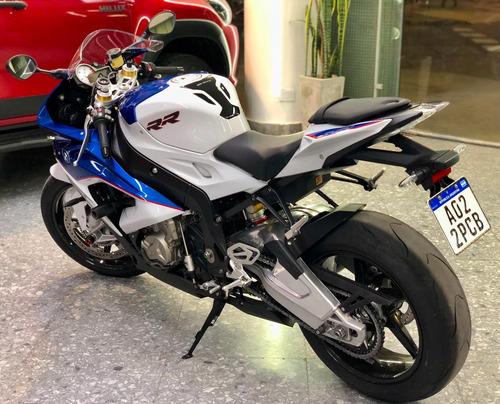 bmw rr s1000rr 2017 motos usadas benevento
