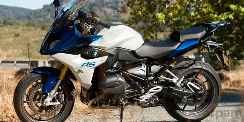 bmw rs 1200 full con acesorio