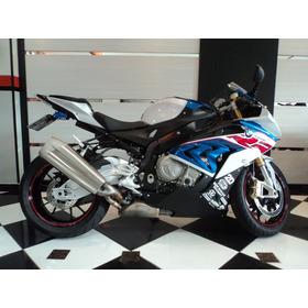 Bmw S 1000 Rr 2018 Branca Tricolor