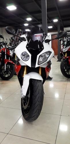 bmw s 1000 rr  con accesorios s1000rr permuto qr motors