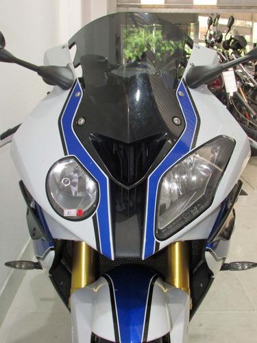 bmw s 1000 rr hp4 2014 branca