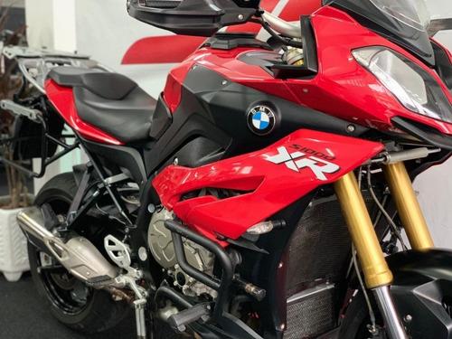 bmw  s 1000 xr 2016 vermelha abs