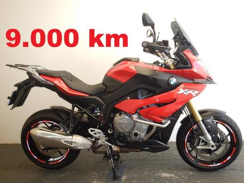 bmw s 1000 xr - só 9.000 km !