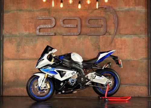 bmw s 1000rr  - 2011/2011 com kit de carenagem hp4