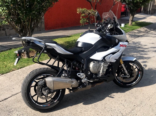 bmw s 1000xr, modelo 2016, 20000 km