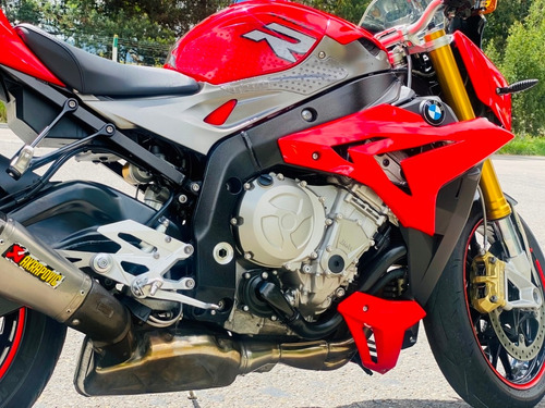 bmw s1000 r modelo 2015 impecable