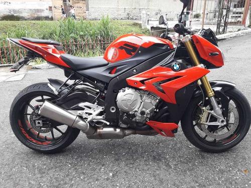 bmw s1000 r vermelha 2014