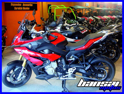 bmw s1000 xr okm entreg inmediata  2016  full bansai motos