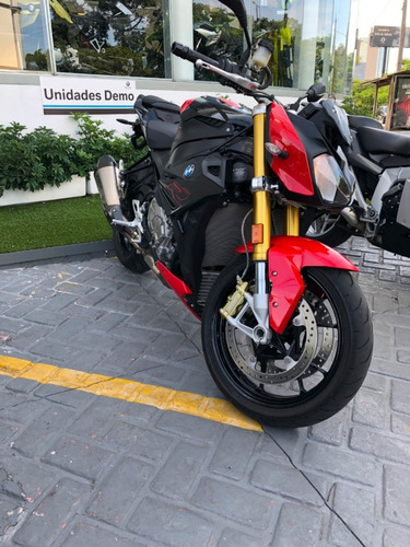 bmw s1000r 2017 negro/rojo