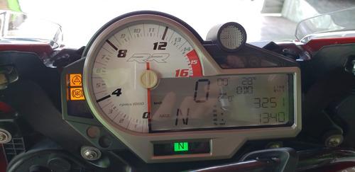bmw s1000rr 2015 - com apenas 3.200km rodados (agio conso)