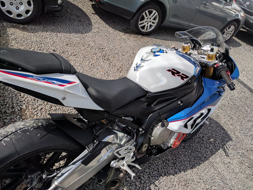 bmw s1000rr 2017 llantas forjadas escape arrow