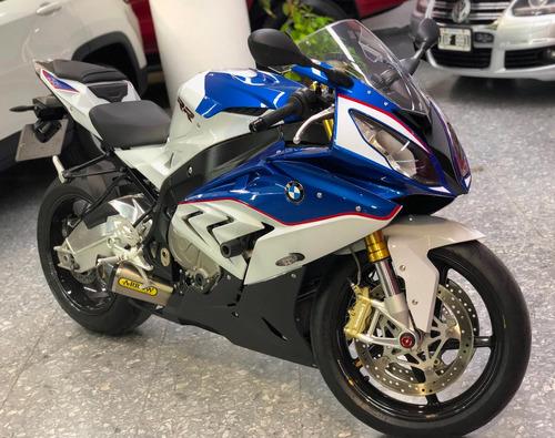 bmw s1000rr 2017 motos usadas benevento automotores