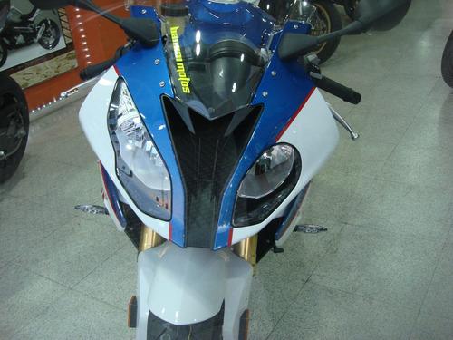 bmw  s1000rr 2017 tricolor okm entreg. inmed bansai motos
