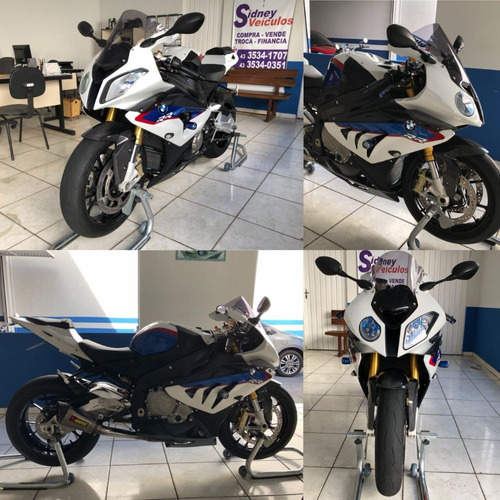 bmw s1000rr abs full 2012/ 2012 tricolor