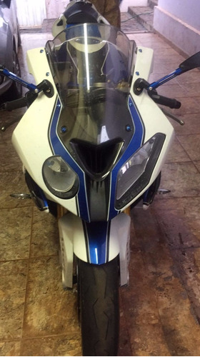 bmw s1000rr hp4 full rancing competition - 2014