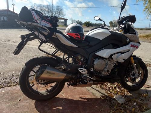 bmw s1000xr blanca