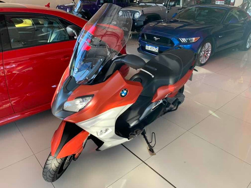 bmw scooter 650 2016