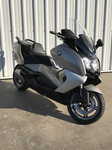 bmw scooter 650 gt