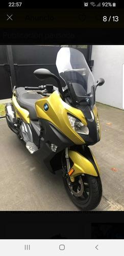 bmw  scooter 650 sports