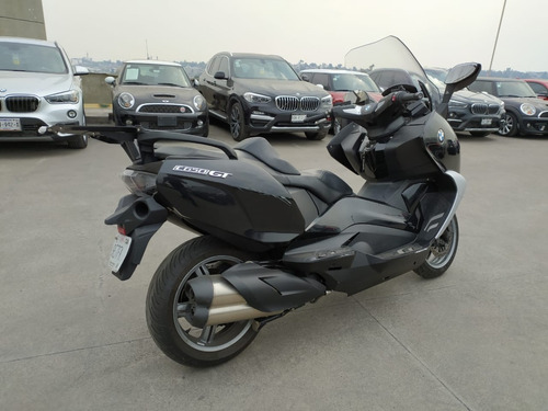 bmw scooter c650gt