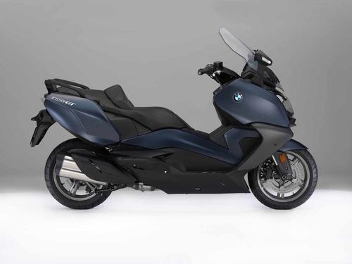 bmw scooter c650gt.2018.0km.cordasco motohaus.