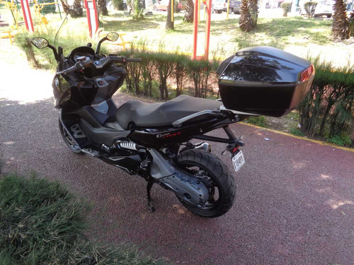 bmw scooter touring 650 sport 2014 (simplemente impecable)