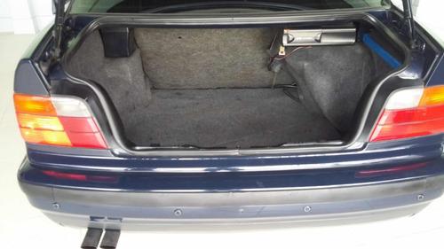 bmw sedan 1995 325i a 6cc top de linha com teto banco elétri
