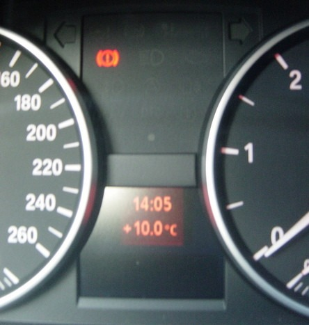 Temperatura normal bmw e90