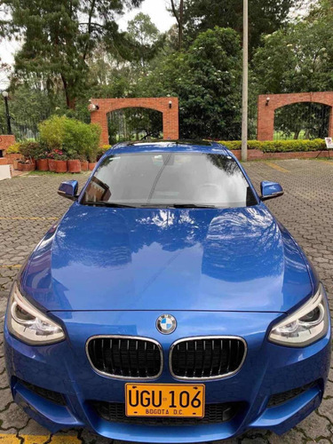 bmw serie 1 118i 1.6 turbo paq m