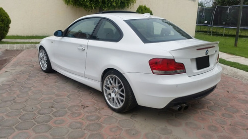 bmw serie 1 135 biturbo impecable unico 2009