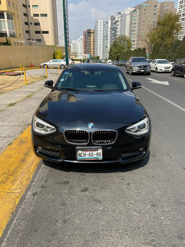 bmw serie 1 1.6 3p 118ia at 2013