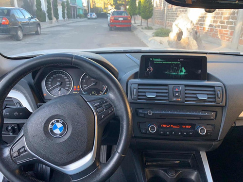 bmw serie 1 1.6 3p 118ia at 2014