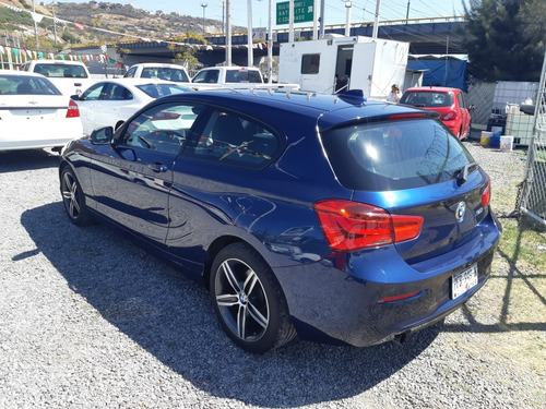bmw serie 1 1.6 3p 120ia sport line at 2016