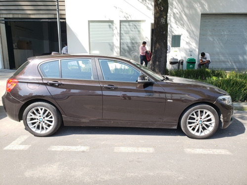 bmw serie 1 1.6 5p 120ia urban line at 2017
