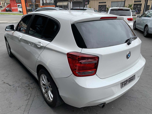bmw serie 1 1.6 aut. 5p 136 hp 2013