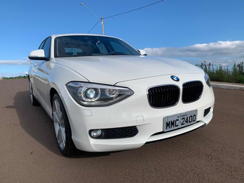 bmw serie 1 1.6 aut. 5p 170 hp 2014