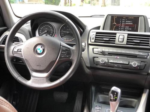 bmw serie 1 1.6 aut. 5p 170 hp 2015