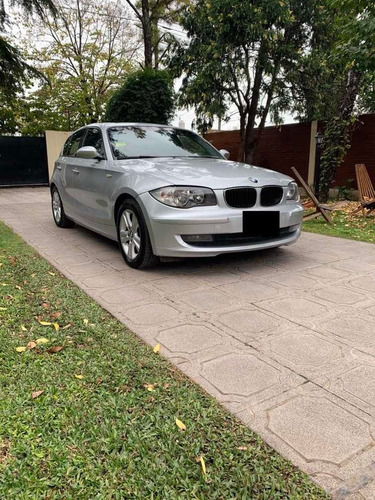bmw serie 1 2.0 120i active 2007