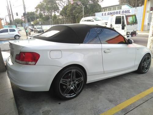 bmw serie 1 2.0 cabrio aut. 2p